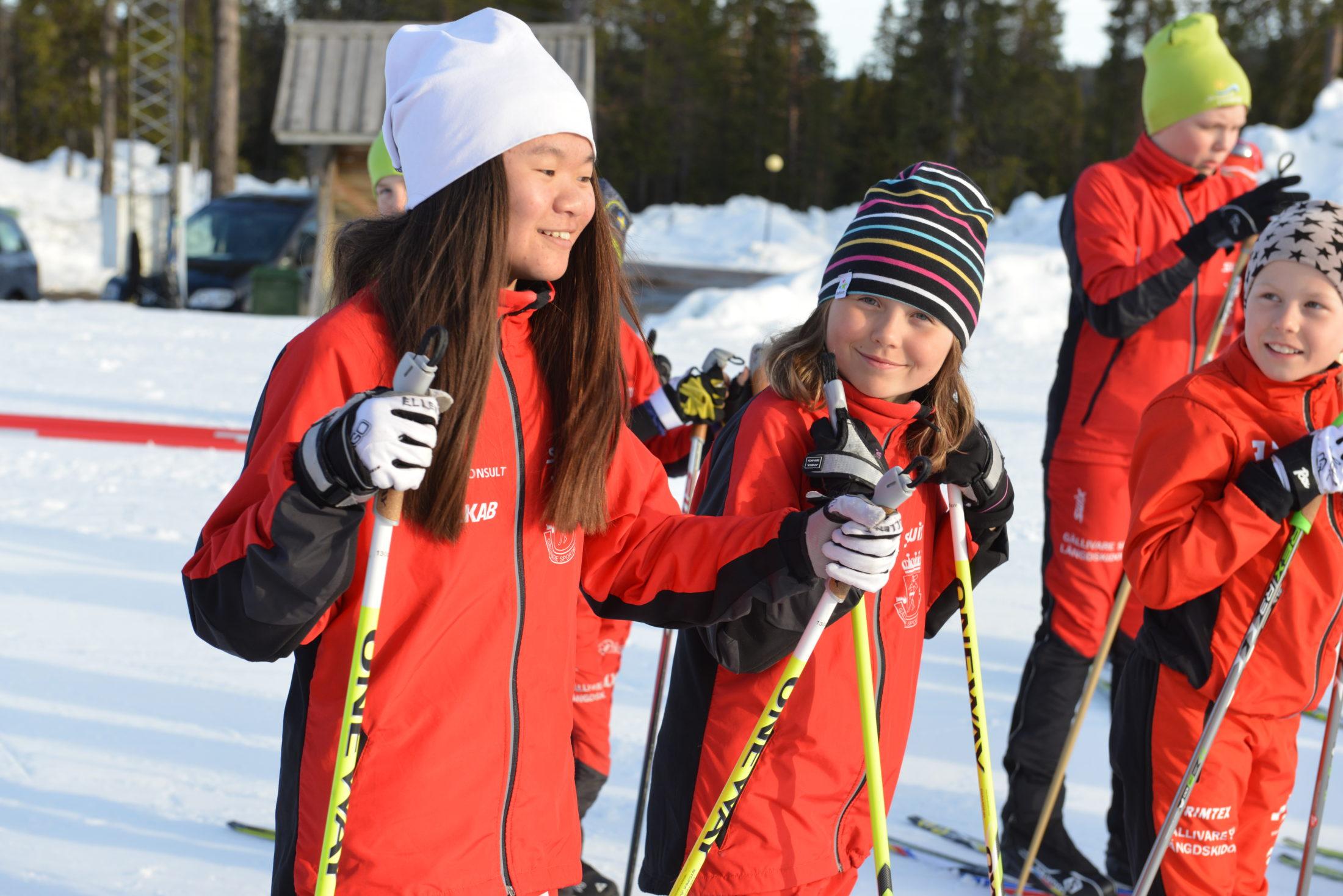 ICA-cup riksfinal, skidor i Bollnäs