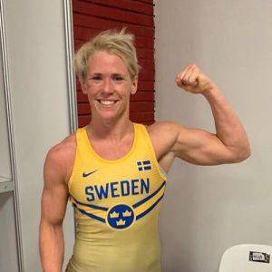 EM-brons till Jenny Fransson